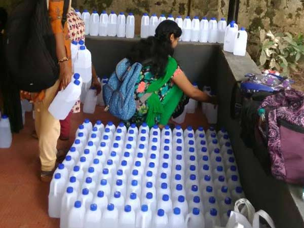 പ്രളയസ്ഥലങ്ങളിലെ പൈലറ്റ് അടിസ്ഥാനത്തിലുള്ള കിണര് വെള്ളപരിശോധന 96 ശതമാനം പൂര്ത്തിയായി