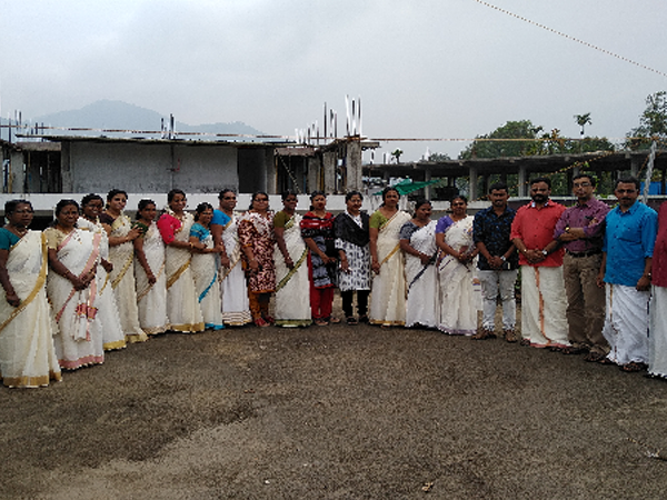 ഹരിത ഓഫീസ്: മാതൃകയാകാന് ജിഎസ്ടി കാര്യാലയം