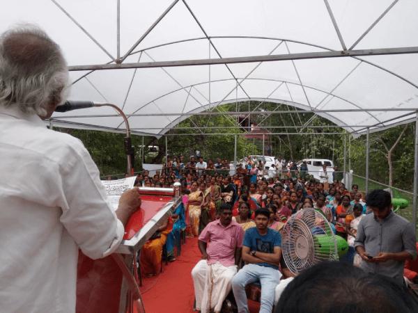 പച്ചത്തുരുത്ത് കണ്ണൂർ ജില്ലാതല ഉദ്ഘാടനം